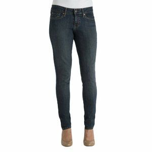Levi's Modern Skinny Stretch Mid Rise Jeans